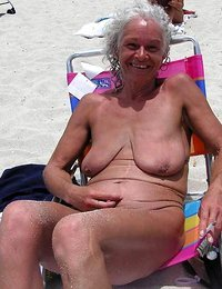 Granny Enormous Hooters